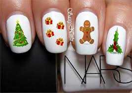 cute u0026 easy christmas nail art designs u0026 ideas 2013 2014