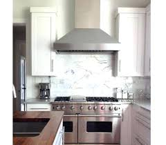 stainless steel kitchen hoods wood kitchen hood with light brown