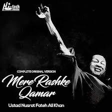 download free mp3 qawwali nusrat fateh ali khan rashke qamar complete original version by nusrat fateh ali khan