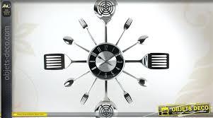 horloge murale de cuisine horloge murale cuisine moderne