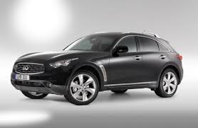infiniti presents its first ever diesel models ex30d fx30d and