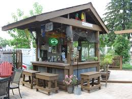 My Backyard Tiki Bar Shed Types Pinterest Tiki Bars - Tiki backyard designs
