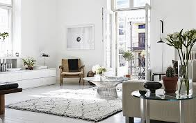 scandinavian livingroom helsinki apartment displays scandinavian design at its finest