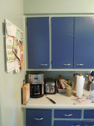 kitchen ugly blue sponge paint kitchen cabinets bad mls photos