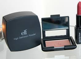 elf makeup hd powder blush u0026 mineral lipsticks sweet fashion