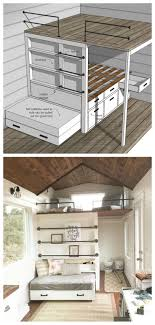 building plans for small cabins bedrooms small cabin homes loft bed with storage loft bed