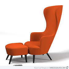 contemporary wing chairs 15 modern contemporary wingback chairs home design lover modern