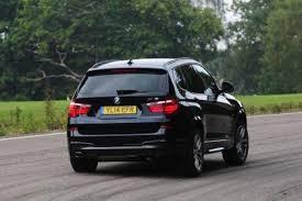 bmw x3 m sport black bmw x3 review auto express