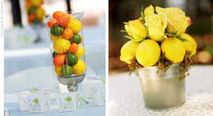 fruit centerpieces budget wedding decore8 reception centerpiece fruit bowls 1