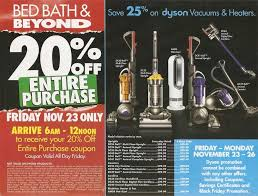 Bed Bath Beyond Store Locator Bed Bath U0026 Beyond Black Friday 2012 Deals U0026 Ad Scan