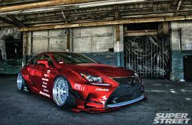 red lexus 2015 rocket bunny 2015 lexus rc f sport photo u0026 image gallery