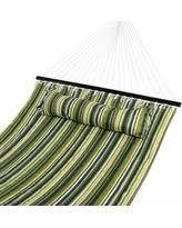 fall savings on lazydaze hammocks 55inch quilted fabric hammock