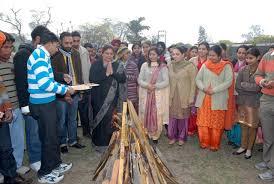 why do we celebrate lohri world festivals