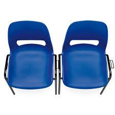 Chaise Coque Plastique Empilable Accrochable Non Feu M2 Chaise Stella Coque Plastique Empilable Accrochable Non Feu M2