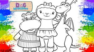 coloring doc mcstuffins lambie coloring book crayola mess