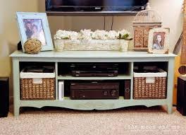 home center decor make a tv console from old entertainment center hometalk