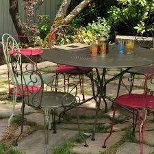 chaises fermob chaise montmartre fermob saisons