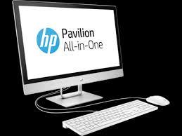 ordinateur hp bureau gamme d ordinateurs de bureau tout en un hp pavilion 24 r000 hp