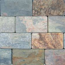 About Our Tumbled Stone Tile Indian Multi Color Tumbled Petraslate Tile U0026 Stone Is A