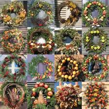 wreaths for fall and winter decorating 30 door decorating