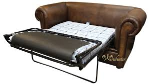 used chesterfield sofa chesterfield 1930 s 2 seater sofa bed antique gold leather