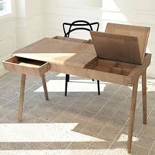 bureau design industriel bureau design bois scandinavian desk bureau table design bois