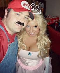 Mario Princess Peach Halloween Costume 79 Halloween Costume Images Halloween Ideas