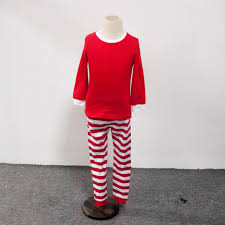 cotton pajamas 2t 8t year costumes children