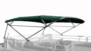 Sunbrella Replacement Canopy by 8 X 8 Sunbrella Replacement Pontoon Bimini Top And Boot Youtube