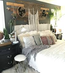 Bedroom Chic Bedroom Accents Accent Wall Bedroom 42 Accent Wall by Boho Chic Bedroom Styled By Blissfully Eclectic Creative Home