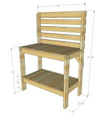 potting tables for sale garden potting table potting table with storage garden fir wood 2