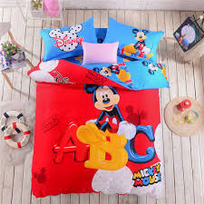 Mickey And Minnie Mouse Home Decor Compare Prices On Mickey Mouse Bedding Red Online Shopping Buy