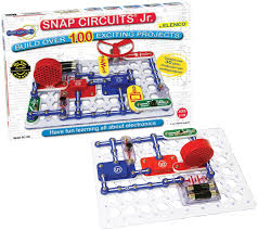 Build Your Own Toy Box Kit by Elenco Electronics Snap Circuits Deluxe Rover Educational Toy Kids