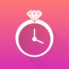wedding countdown my wedding countdown on the app store