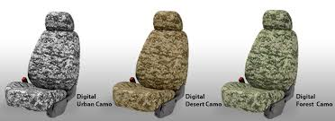 military seat covers military camo seat covers in a variety of