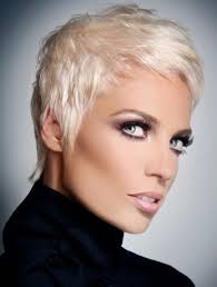 short pixie haircuts for gray hair women medium haircut