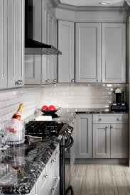grey kitchen cabinets and black countertops black granite kitchen countertops design ideas countertopsnews