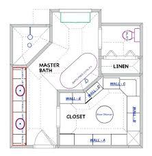master bathroom floor plan bathroom floor plan designer master bathroom layouts with closet