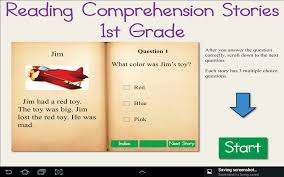 reading comprehension grade reading comprehension grade 1 android apps on play