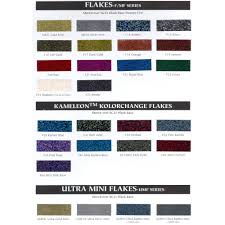 chart house of kolor kandy paint color chart