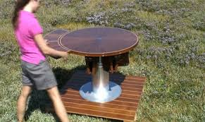 Expanding Tables Round Expanding Table Expandable Dinner Table Table Is Easy To