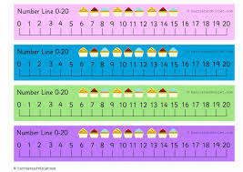 kindergarten number lines free teaching resources eyfs ks1 ks2 primary teachers