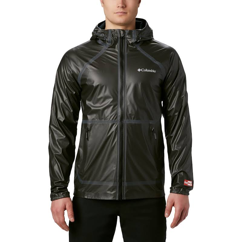 Columbia OutDry Ex Reversible II Jacket Black Large 184064-010-L