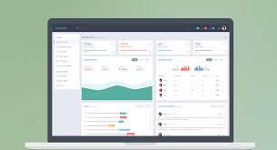10 best responsive admin dashboard templates