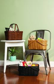 163 best decorating with longaberger images on pinterest basket