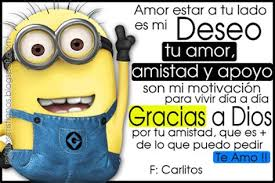 imagenes amistad minions collection of imagenes de minions amistad minion poema love