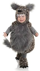 infant costume infant toddler belly babies wolf costume candy apple costumes