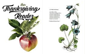the thanksgiving reader cool