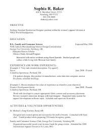 Volunteer Job Description For Resume by Resume