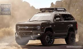 2020 ford bronco concept rendering 2020 2021 ford bronco forum